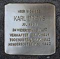 Stolperstein für Karl Drews.JPG