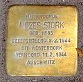 Stolpersteine Gouda Krugerlaan109 (detail 1).jpg