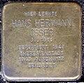 Stolpersteine Köln, Hans Hermann Osser (Blücherstraße 15-17).jpg