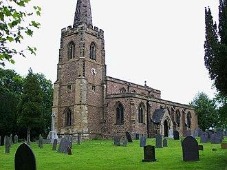 Stoney Stanton - Image: Stoney Stanton, St Michael