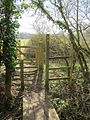 Stour Valley Path, kissing gate near A143. - panoramio.jpg