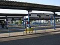 Strakonice, autobusové nádraží, nástupiště B a C.jpg