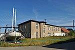 Stralsund, Dänholmstraße 11, ehemalige Reparaturwerft (2013-07-08), by Klugschnacker in Wikipedia (9).JPG