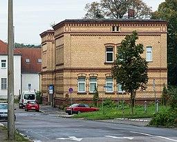 Stresemannstraße in Magdeburg