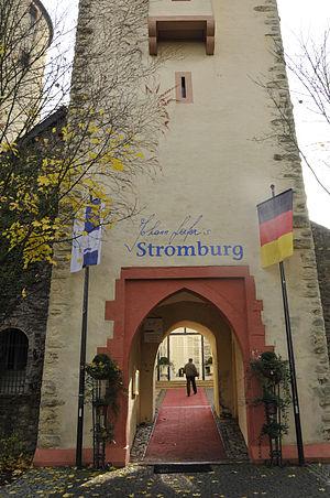 Stromburg, Torturm
