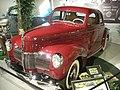 Studebaker National Museum May 2014 072 (1940 Studebaker Champion Coupe).jpg