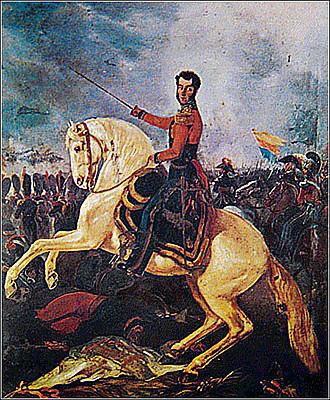 Bolivian War of Independence - Image: Sucre 1