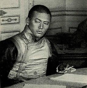 Damdin Sükhbaatar Mongolian military leader