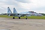 Sukhoi Su-35S 'RF-95850 - 06 red' (37316675931).jpg