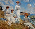 Summer 1909 Frank Weston Benson.jpg