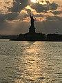 Sun Beams on the Statue of Liberty.jpg