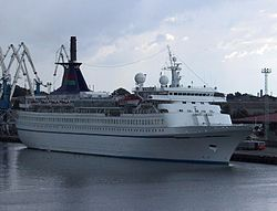 Die Formosa Queen als Sundream in Tallinn, 2001