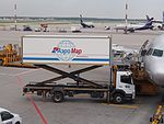 Supply vehicle at Sheremetyevo International Airport pic1.JPG