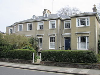 Thomas Pooley - More Pooley houses in Claremont Road. Photo: LynwoodF.
