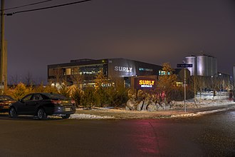 Surly Brewing Company - The Surly destination brewery in Prospect Park, Minneapolis