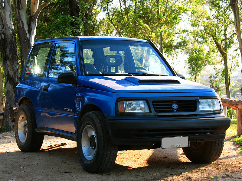 Suzuki Sidekick Wheels And Tires