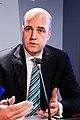 Sveriges statsminister Fredrik Reinfeldt pa Nordiska radets session i Reykjavik 2010.jpg