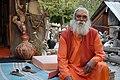 Swami Sundaranand at Gangotri 01.jpg