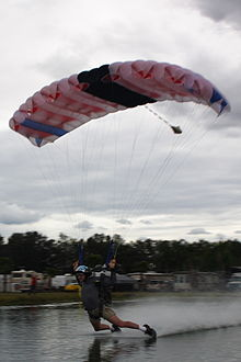 Canopy piloting & Canopy piloting - Wikipedia
