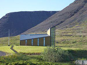 Tálknafjarðarhreppur - Location of the municipality