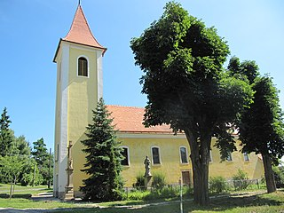 Týnec (Břeclav District) Municipality in South Moravian, Czech Republic