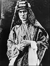T.E.Lawrence, the mystery man of Arabia