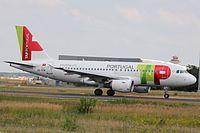 CS-TTN - A319 - TAP Portugal