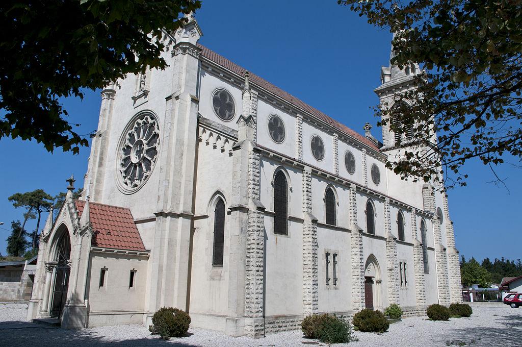 TARNOS - Eglise Notre-Dame des Forges