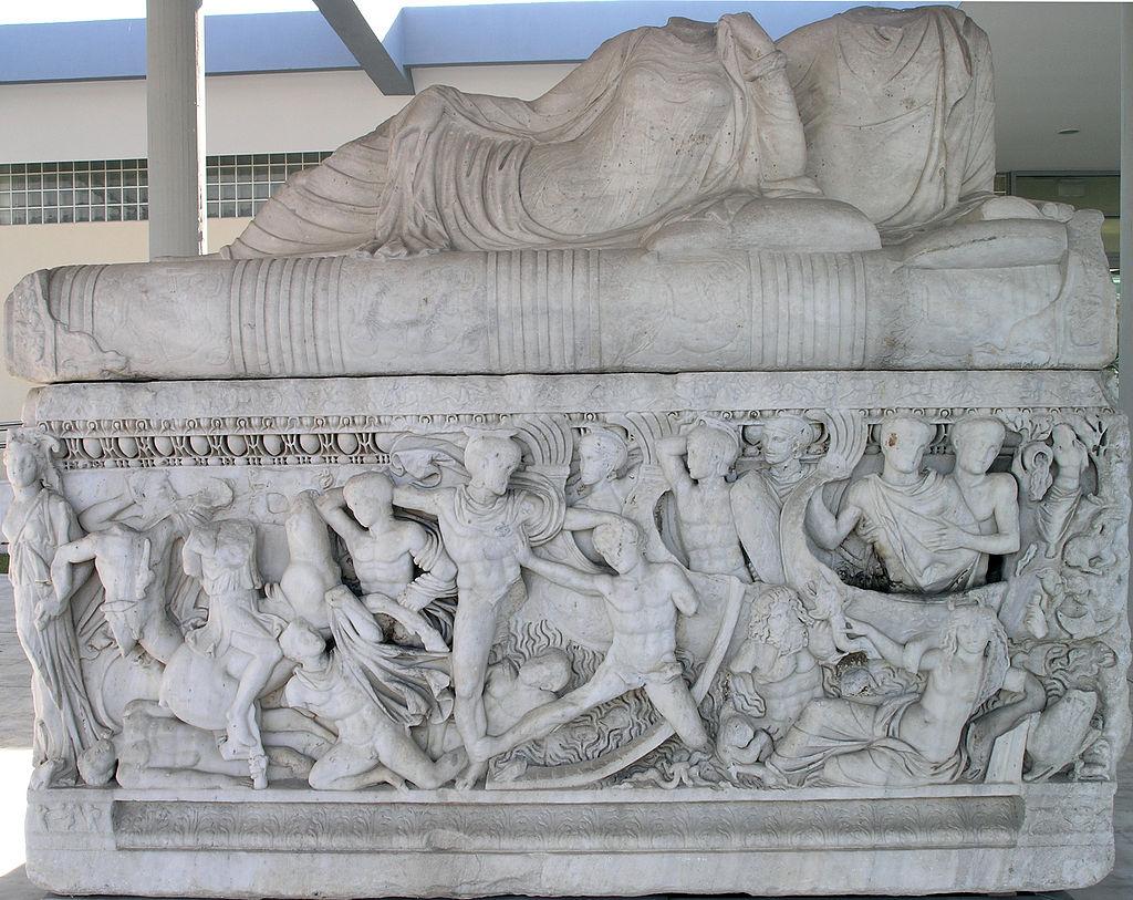 THAM-Calydon sarcophagus 3