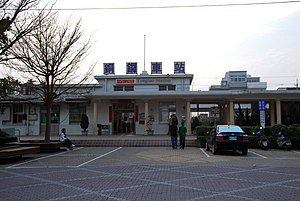 TRA Tongluo Station 20080404.jpg