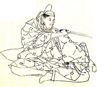 Taira no Tadamori Taira clan samurai and governor