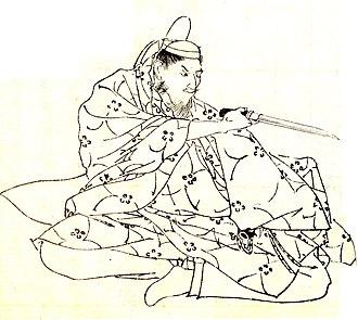 Taira no Tadamori - Taira no Tadamori by Kikuchi Yōsai