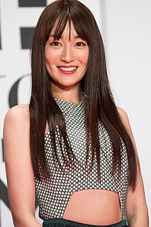 "Takanashi Rin from ""The Sowing Traveller 3"" at Opening Ceremony of the Tokyo International Film Festival 2016 (32830352953).jpg"