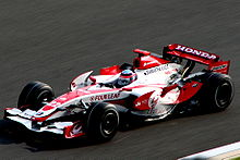 Photo de Satō au GP du Japon 2007