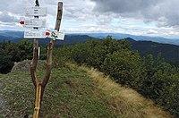 Tanád - smerovník ^ Directional Board - panoramio.jpg