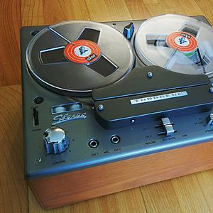 Tandberg - Tandberg Model 74 tape recorder