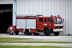 Tanklöschfahrzeug, Flughallenfest Vilshofen 2012.JPG