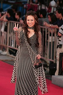Tanya Chua at 17th Golden Melody Awards Starwalk.jpg