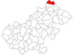 Vị trí của Tarna Mare