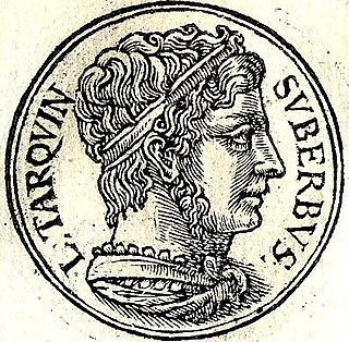 5th/6th-century BC King of Rome