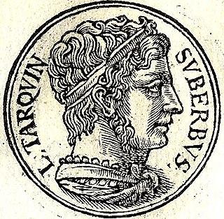 Lucius Tarquinius Superbus Seventh and last king of Rome (r. c. 535 BC - c. 509 BC)