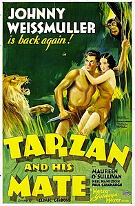 Tarzan his mate poster.jpg