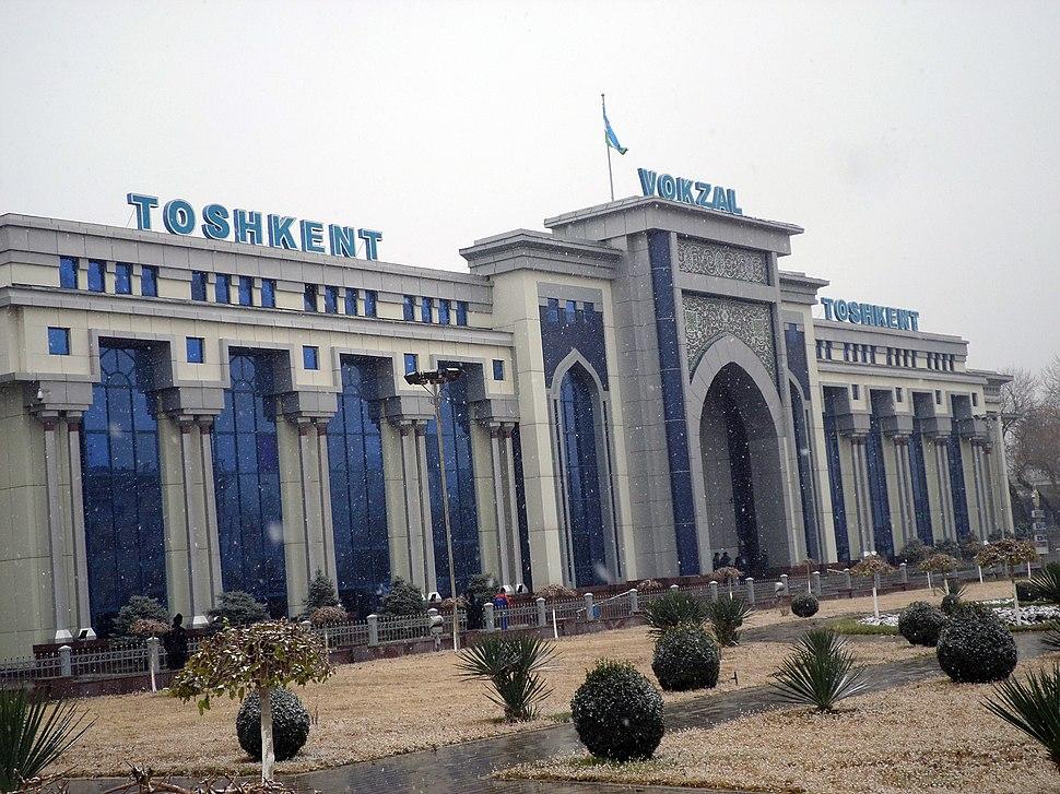Tashkent Station
