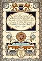 Tegelplaat van keramiek bij het jubileum van de ANZB, gemaakt door de plateelbakkerij Rozenburg in 1910.jpg