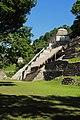 Templo de las Inscripciones, Zona arqueologica Palenque 04 ID ZA33 DBannasch.jpg