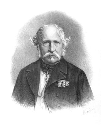 Teodor Narbutt - Teodor Narbutt.  Portrait by Maksymilian Fajans.