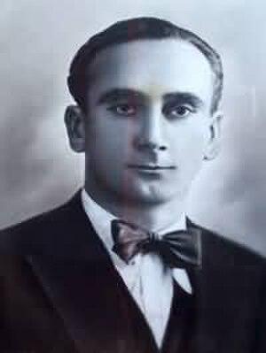 Teodoro Bronzini - The young Teodoro Bronzini