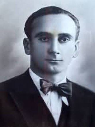 History of Mar del Plata - Teodoro Bronzini, first Socialist Mayor of Mar del Plata, elected in 1919