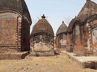 Maluti - Temples in Maluti, Jharkhand