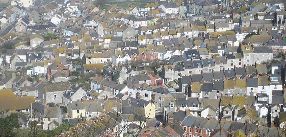Terraced houses at fortuneswell 2